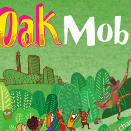 OakMobile poster (detail)