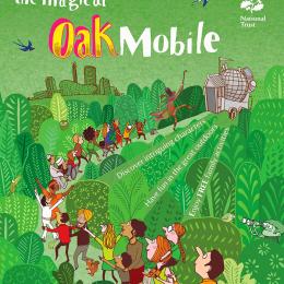 OakMobile's Summer tour poster